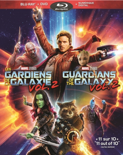 Стражи Галактики. Часть 2 / Guardians of the Galaxy Vol. 2 (2017) HDRip от Scarabey | Лицензия