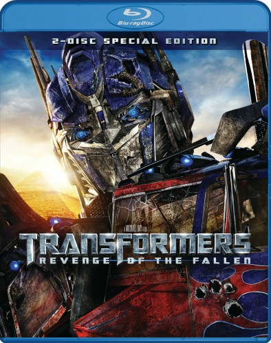 Трансформеры: Месть падших / Transformers: Revenge of the Fallen [Dub] (2009) HDRip / IMAX Version от Scarabey