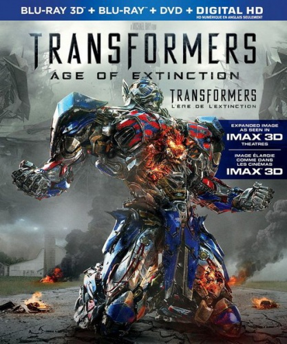 Трансформеры: Эпоха истребления / Transformers: Age of Extinction [Dub (Лицензия) + Sub (Rus)] (2014) HDRip / IMAX Version от Scarabey