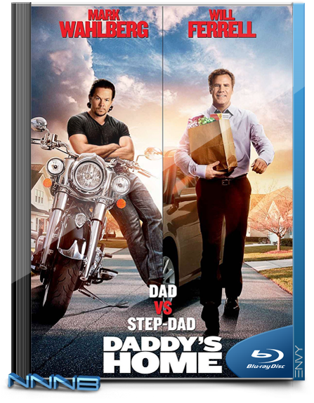 Здравствуй, папа, Новый год! / Daddy's Home (2015) BDRip 1080p от NNNB | Лицензия