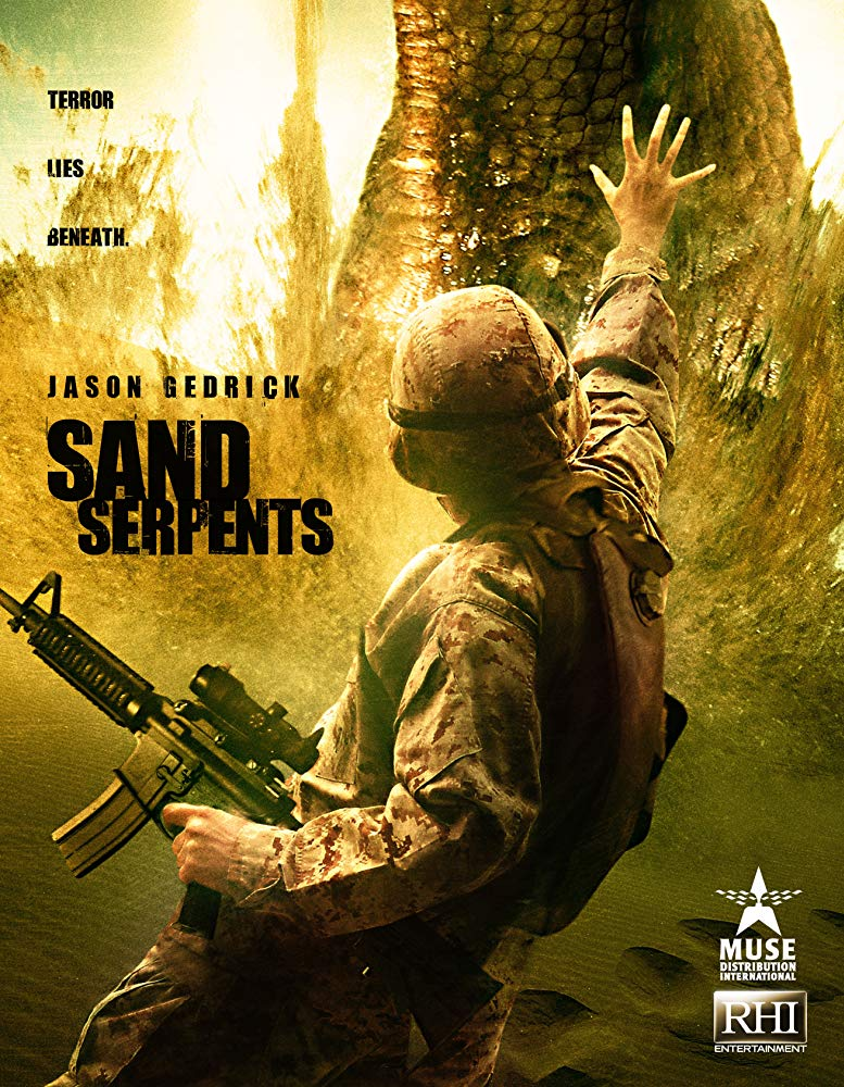 Змеи песка / Sand Serpents (2009) SATRip