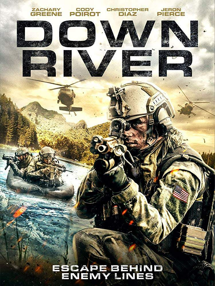 Вниз по реке / Down river (2018) Web-DLRip