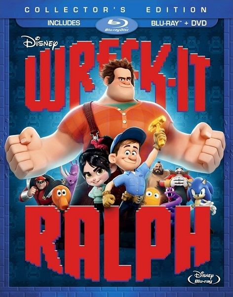 Ральф / Wreck-It Ralph (2012) BDRip 720p | 60 fps