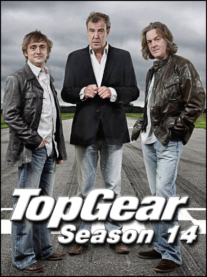 Топ Гир / Top Gear [S14] (2009) SATRemux