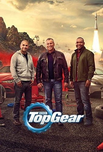 Топ Гир / Top Gear [S25] (2018) HDTV 720p | Jetvis Studio
