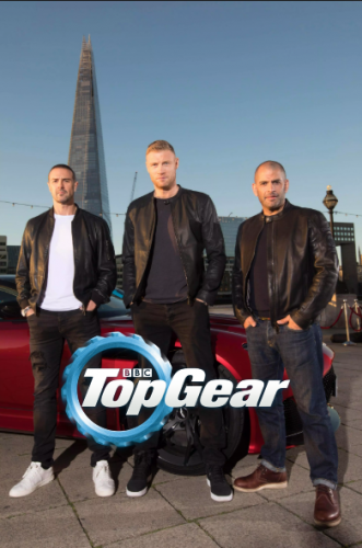 Топ Гир / Top Gear [S27] (2019) HDTV 1080p | Jetvis Studio