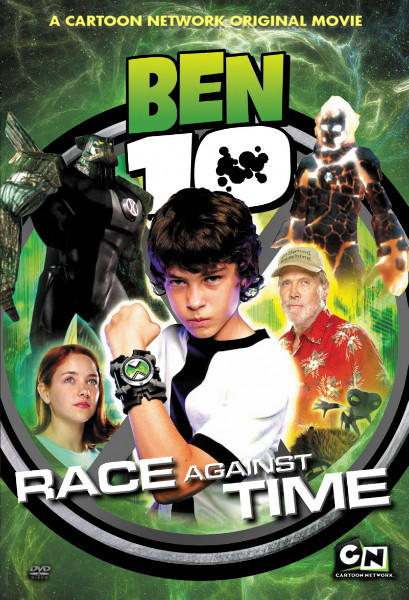 Бен 10: Наперегонки со временем / Ben 10: Race Against Time (2007) DVDRip-AVC