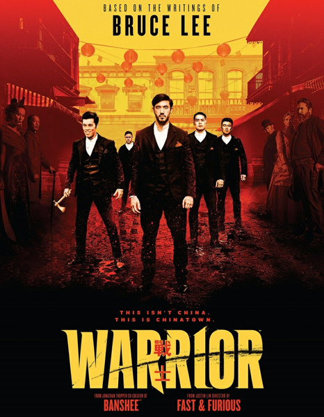 Воин / Warrior [S01] (2019) WEB-DL 720p | LostFilm
