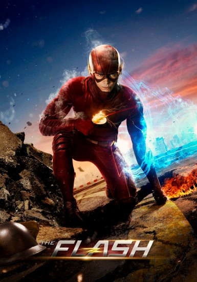 Флэш / The Flash [S01-04] (2014-2018) WEB-DLRip | LostFilm