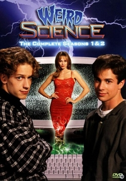 Чудеса науки / Weird Science [S01-05] (1994-1998) TVRip | СТС