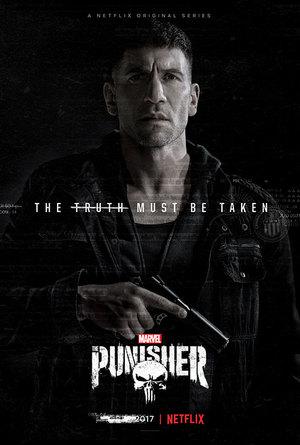 Каратель / The Punisher [S01] (2017) WEBRip от Scarabey | LostFilm