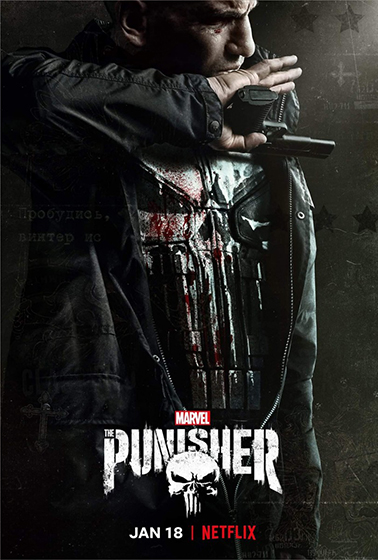 Каратель / The Punisher [S02] (2019) WEB-DLRip от Scarabey | LostFilm