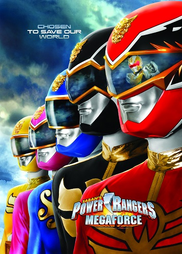 Могучие Рейнджеры Мегасила / Power Rangers Megaforce [Сезон: 20 / Серии: 1-22 из 22] (2013) WEBRip 720p | Dub (SDI Media) + Original