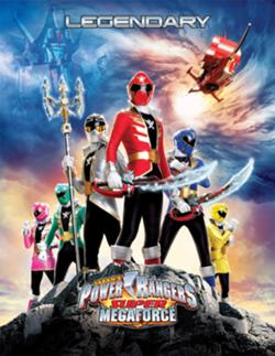 Могучие Рейнджеры Супер Мегасила / Power Rangers Super Megaforce [Сезон: 21 / Серии: 1-20 из 20] (2014) DVB | DUB (SDI Media) + Original