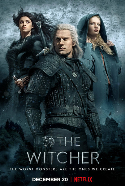 Ведьмак / The Witcher [S01] (2019) WEB-DLRip от Scarabey | Пифагор