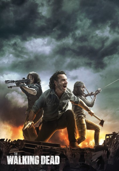 Ходячие мертвецы / The Walking Dead [S01-09] (2010-2019) BDRip, WEB-DLRip | LostFilm