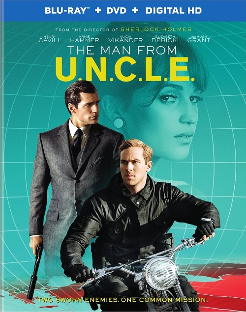 Агенты А.Н.К.Л. / The Man from U.N.C.L.E. (2015) BDRip 1080p