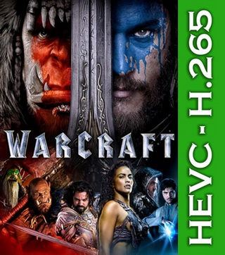 Варкрафт / Warcraft (2016) BDRip-HEVC 1080p от M@kSIMus | Лицензия