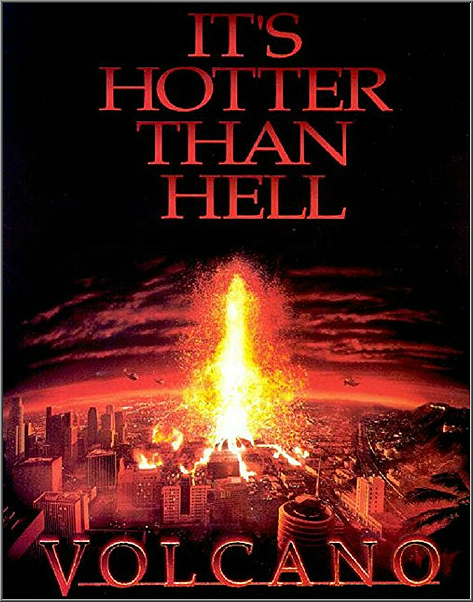 Вулкан / Volcano (1997) HDRip-AVC от ExKinoRay | D
