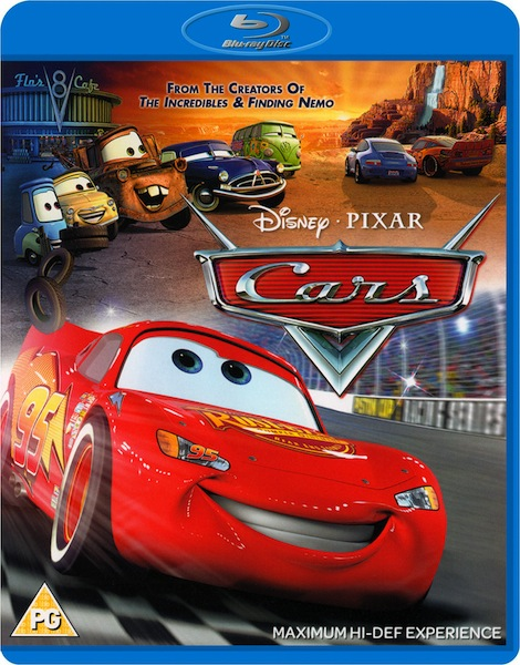 Тачки: Дилогия / Cars: Dilogy (2006-2011) BDRip-AVC от Leonardo and Scarabey
