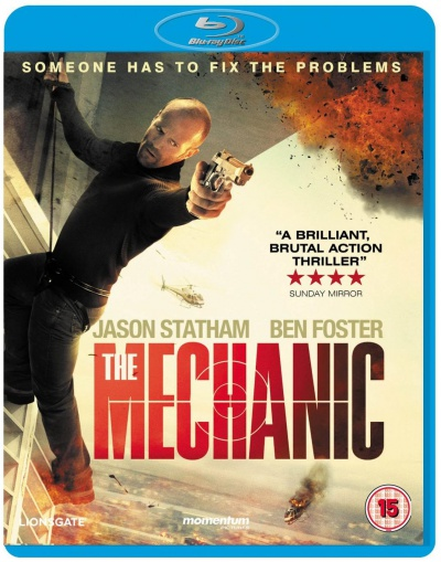 Механик / The Mechanic (2010) BDRip от Scarabey | D | Open Matte