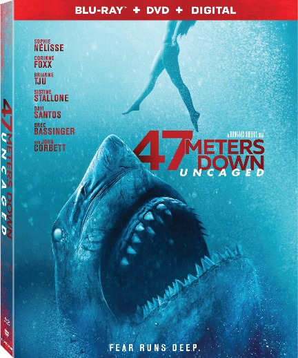 Синяя бездна 2 / 47 Meters Down: Uncaged (2019) BDRip | iTunes