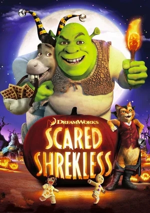 Шрек: Хэллоуин / Scared Shrekless (2010) BDRip 720 от SuperMin