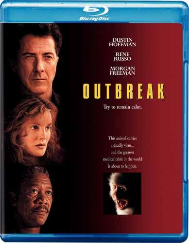 Эпидемия / Outbreak (1995) HDRip от Scarabey | D