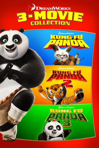 Кунг-фу Панда - Трилогия / Kung Fu Panda: Trilogy (2008-2016) BDRip