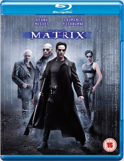 Матрица / The Matrix (1999) WEB-DLRip от Scarabey | D | Open Matte