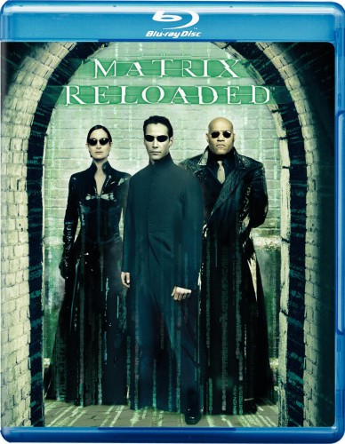 Матрица: Перезагрузка / The Matrix Reloaded (2003) WEB-DLRip от Scarabey | D | Open Matte