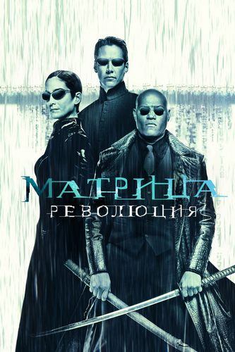 Матрица: Революция / The Matrix Revolutions (2003) WEB-DLRip от Scarabey | D | Open Matte