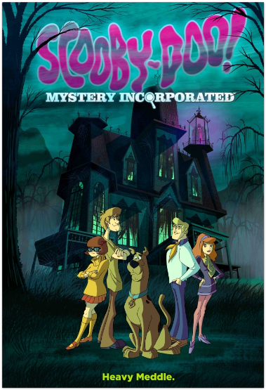 Скуби-Ду! Корпорация загадка / Scooby-Doo! Mystery Incorporated [S02] (2012) HDRip | Пифагор