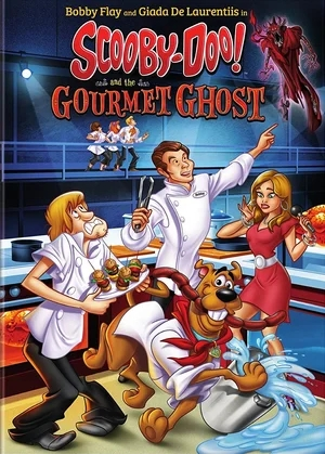 Скуби-Ду и Призрак-гурман / Scooby-Doo! and the Gourmet Ghost (2018) WEB-DLRip 1080p | Flarrow Films
