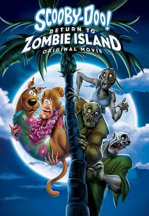 Скуби-Ду: Возвращение на остров зомби / Scooby-Doo: Return to Zombie Island (2019) WEB-DL 1080p | L