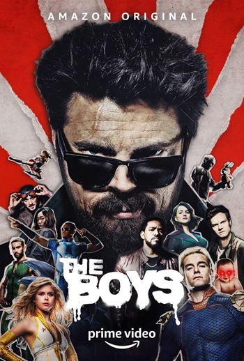 Пацаны / The Boys [S02] (2020) WEB-DLRip-AVC от ExKinoRay | Кубик в Кубе