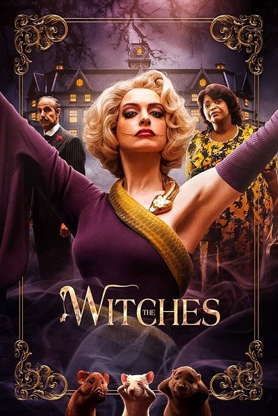 Ведьмы / The Witches (2020) WEB-DLRip от MediaBit | HDRezka Studio