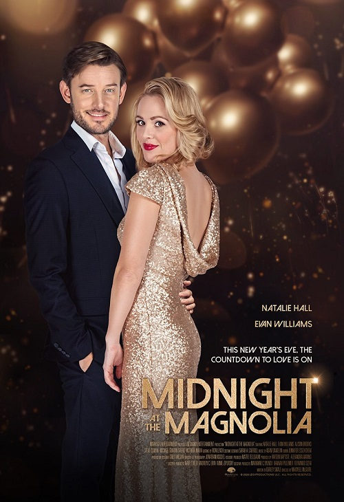 В полночь в Магнолии / Midnight at the Magnolia (2020) WEB-DLRip-AVC от MediaBit | Netflix