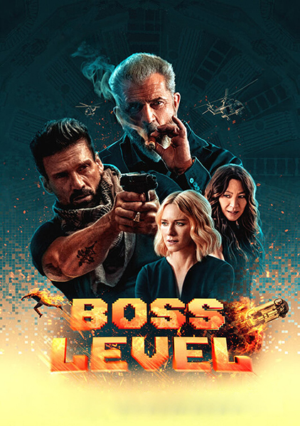 День курка / Boss Level (2020) WEB-DLRip 720p от SuperMin | L