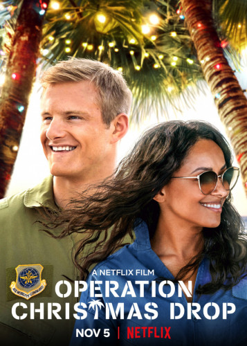 Подарки с неба / Operation Christmas Drop (2020) WEBRip 720p от SuperMin | P