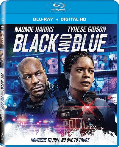 Чёрный и синий / Black and Blue (2019) BDRip-AVC | Лицензия